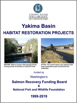 Habitat Restoration Project Booklet