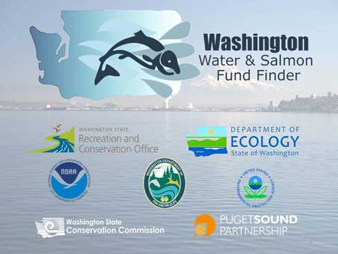 Water and Salmon Fund Finder